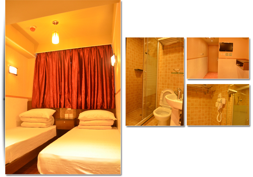 New Yiu Fai Guesthouse nathan road golden crown court
